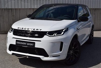 Land Rover Discovery Sport P200 AWD Aut. R-Dynamic SE bei fahrzeuge.rudolf-frey.landrover-vertragspartner.at in